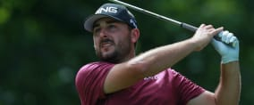 Stephan Jäger ist auf gutem Weg, sich seine PGA Tour Spielberechtigung auf der Web.com-Tour zu sichern. (Foto: Getty)