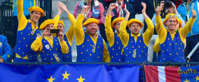 Ryder Cup 2018 Splitter Tag 3 Einzel in Paris