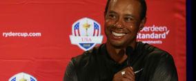 Tiger Woods über seine Wahl als Captain'sPick zum Ryder Cup 2018. (Foto: Getty)