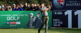 Eddie Pepperell dominiert das Feld beim British Masters und ist auf dem Weg zum Start-Ziel-Sieg. (Foto: Golf Post)