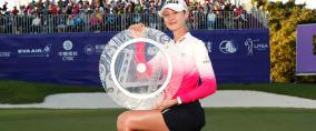 Der erste Erfolg für Nelly Korda auf der LPGA Tour. (Foto: Getty)