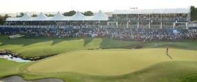 In den Jumeirah Golf Estates in Dubai wird das Saisonfinale der European Tour ausgetragen. (Foto: Getty)