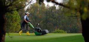 Das Golf Post Greenkeeping-Quiz