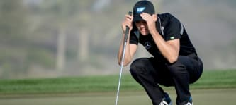 Martin Kaymer schloss die Commercial Bank Qatar Masters mit einer Even-Par-Runde ab.