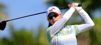 Na Yeon Choi beweist bei der Pure Silk-Bahamas LPGA Classic einmal mehr die Stärke der südkoreanischen Golferinnen und liegt nach dem Moving Day in Führung