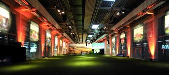 Allianz Golf Arena - das Indoor Short Game Center of Excellence