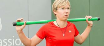 Ann-Kathrin Lindner wird die lange Pause auf der Ladies European Tour für intensives Training nutzen