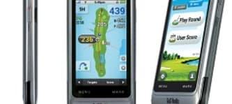 Mit dem GolfBuddy von Green-Gras-Golf wisst ihr nicht nur, wo ihr euch befindet, sondern ihr habt die komplette Spielbahn direkt auf dem Display vor Augen inklusive genauer Längenangaben. (Foto: Green-Gras-Golf)
