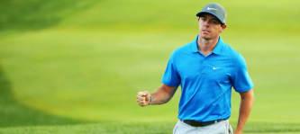 Rory McIlroy bei der PGA Championship 2014