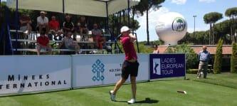 Ann-Kathrin Lindner freut sich auf die Turniere in Europa. (Foto: Ann-Kathrin Lindner)