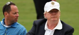 Donald Trump und seine Auftritte bei der WGC-Cadillac Championship. Nutzt der Republikaner in diesem Jahr das Event für Wahlkampfzwecke? (Foto: Getty)