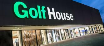 Seit 1976 vertreibt Golf House Golfequipment an seine Kunden. (Foto: Golf House)