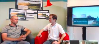 Golf Post Talk - Exklusiv mit Bernd Ritthammer vor Ort.