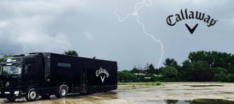 Exklusiver Einblick in den Callaway Tour Truck