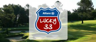 Lucky33 - die erfolgreiche Jugendturnierserie, die vom Golf Club St. Leon- Rot mit Unterstützung der Allianz Deutschland AG ins Leben gerufen wurde.