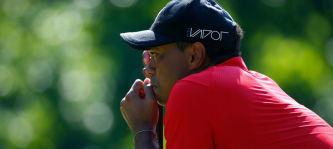 TIger Woods weiß genau, wenn er für den Ryder Cup beobachten soll. (Foto: Getty)