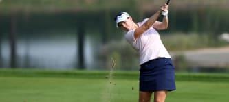 Caroline Masson rangiert nach der ersten Runde im Mittelfeld. (Foto: Getty)