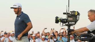 Dustin Johnson avancierte mit seinem Sieg bei der Genesis Open zur neuen Nummer eins in der Weltrangliste.