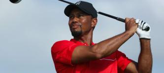 Tiger Woods schlägt wieder ab. Kommt der Altmeister zu Beginn des neuen Jahres auf die European Tour? (Foto: Getty)