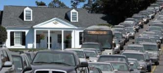 Utopische Preise und schamlose Ausnutzung. Innerhalb von einer Nacht steigen die Preise für Unterkünfte in Augusta bei vielen um 400 bis 600 Prozent an. (Foto: Getty)