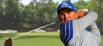 Für den englischen Amateur Scott Gregory geht mit der Teilnahme am US Masters Tournament ein Traum in Erfüllung.