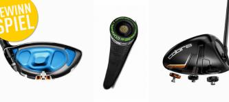 Golf Post verlost diese Woche exklusiv einen Demoschläger des Cobra King F7 Drivers und dazu ein Dutzend Golf Post Logobälle von Wilson. Jetzt mitmachen! (Foto: Cobra Puma Golf)
