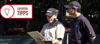 Expertentipp Stefanie Eckrodt Golfer in Informationsdschungel Trainingsvideos auf Youtube und Co