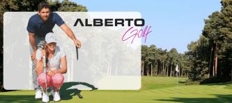 Alberto Waterrepellent Kollektion - Gut aussehen bei jedem Wetter! (Foto: Alberto Golf)