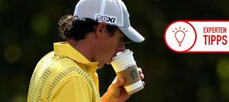 Ernährungsfragen werden im Golfsport oft unterschätzt. (Foto: Getty)