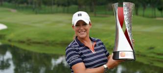 Cristie Kerr gewinnt die Sime Darby LPGA Malaysia. (Foto: Getty)