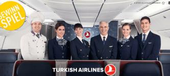 In dieser Woche können Sie zwei Business Class Flüge nach Antalya gewinnen. (Foto: Turkish Airlines)