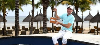 AfrAsia Bank Mauritius Open 2017 Sieger Dylan Frittelli