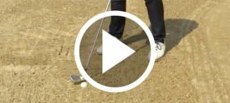 Golf Video Trainingstipp Bunkerschlag