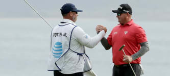 AT&T Pebble Beach Pro-Am Sieger Ted Potter Jr.