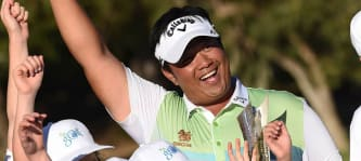 Blick ins Bag des World Super 6 Perth Siegers Kiradech Aphibarnrat. (Foto: Getty)