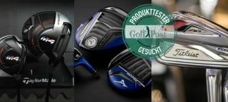 Golf Post sucht auch 2018 wieder zahlreiche Produkttester. Damit auch Sie dazugehören können, sollten Sie sich schnell als Produkttester registrieren. (Foto: Golf Post)