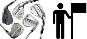 Wie, was, wo und warum - Der große Golf Post Wedge-Ratgeber. (Foto: TaylorMade/Ping/Titleist/Cleveland/Callaway)