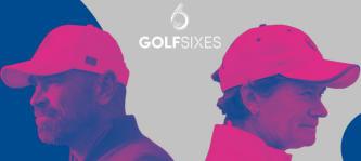 Thomas Bjørn und Catriona Matthew bilden beim GolfSixes das Captains-Team. (Foto: Twitter / LETgolf)