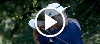 Golf Trainingstipp aufwärmen warm-up Jon Rahm