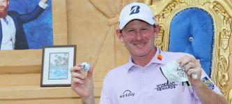 PGA Tour Wyndham Championship 2018 Ergebnisse Tag 1 Brandt Snedeker 59