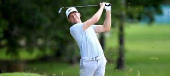 Alex Knappe ist weiterhin gut drauf beim Czech Masters auf der European Tour. (Foto: Getty)