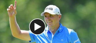 Matt Wallace schlägt bei der PGA Championship das erste Hole-in-one. (Foto: Getty)