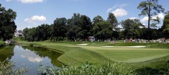 Austragungsorte der Majors und des Ryder Cup bis 2036 Congressional Country Club