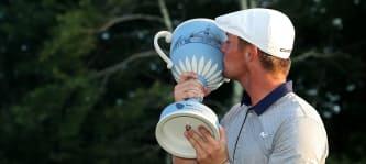 PGA Tour Dell Technologies Championship 2018 Sieger Bryson DeChambeau