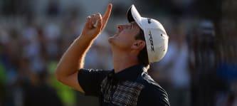 Justin Rose könnte nach der BMW Championship der PGA die Weltranglistenspitze übernehmen. (Foto: Getty)