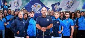 Ryder Cup 2018 Team Europa. (Foto: Twitter/ @RyderCupEurope)