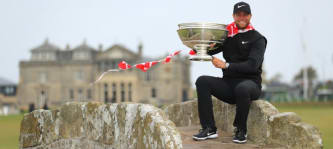 Lucas Bjerregaard triumphiert im packenden Finale auf der European Tour in Schottland. (Foto: Getty)