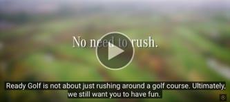 Ready Golf bei der MercedesTrophy: So spielt man es richtig! (Foto: Youtube/ MercedesBenz)