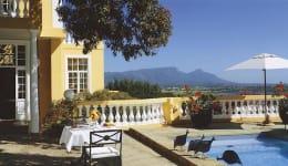 Golfvilla südlich von Kapstadt: Colona Castle