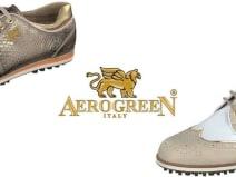 AeroGreen Damen Golfschuhe